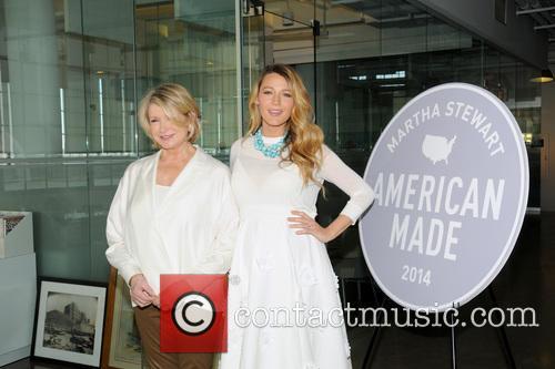 Blake Lively and Martha Stewart 11