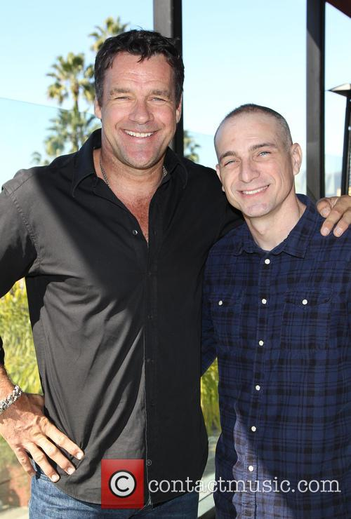 David James Elliott and Danny Buday 8