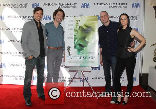 Lane Carson, George Young Warner, Danny Buday and Heather Mccomb 9