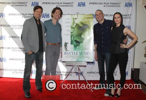 Lane Carson, George Young Warner, Danny Buday and Heather Mccomb 10