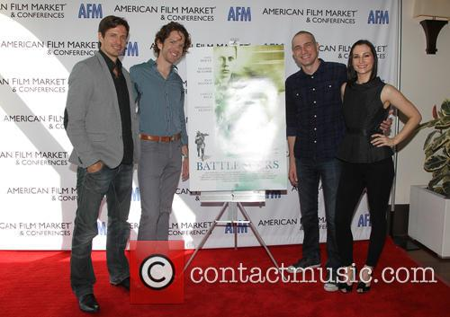 Lane Carson, George Young Warner, Danny Buday and Heather Mccomb 11