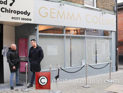 Gemma Collins and Alex Moss 5