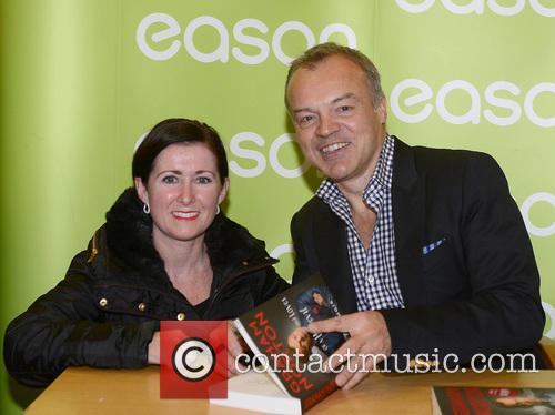 Graham Norton and Yvette O'sullivan 4
