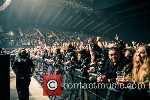 Motorhead perform at The SSE Arena Wembley