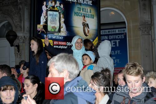 2014 Birmingham Christmas Parade and holiday lights
