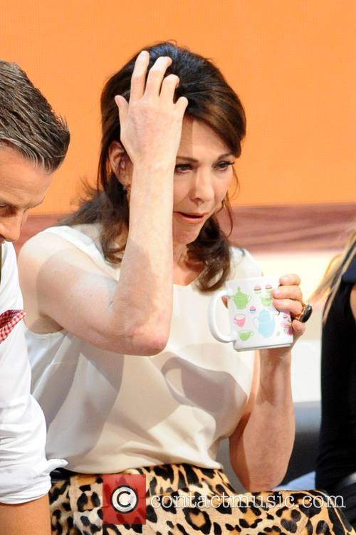 German ZDF Live TV show 'Wetten, dass..?'