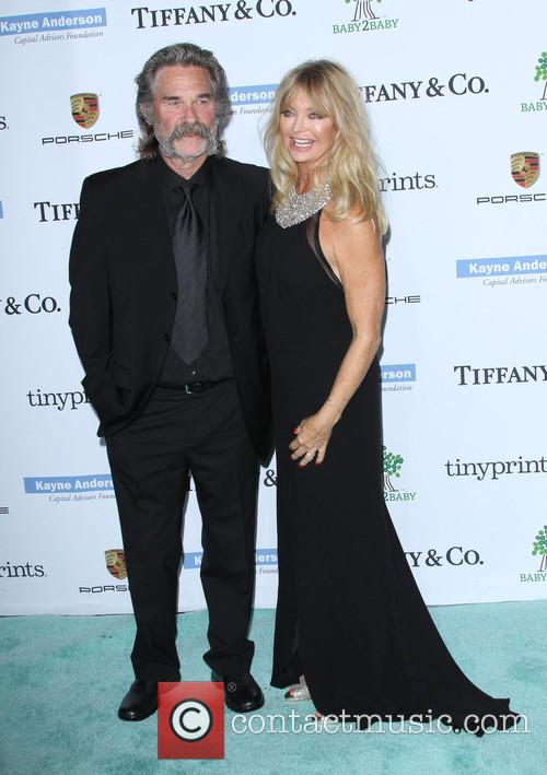 Kurt  Russell and Goldie Hawn 5