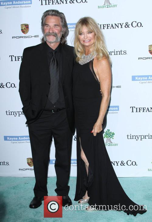 Kurt  Russell and Goldie Hawn 1
