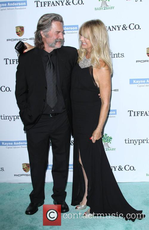 Kurt  Russell and Goldie Hawn 6