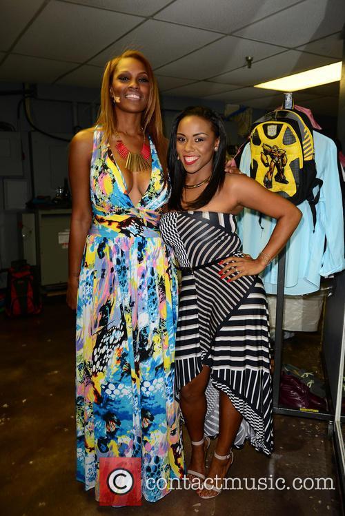 Njie Sabik and Lexi Delarosa 2