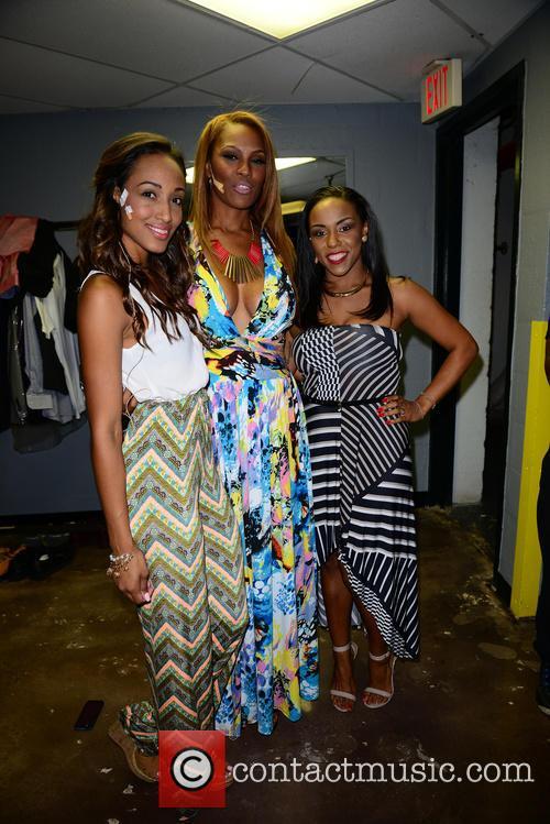 Sheila Marie, Njie Sabik and Lexi Delarosa 3