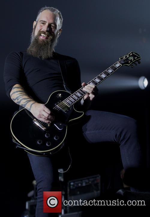 In Flames and Björn Gelotte