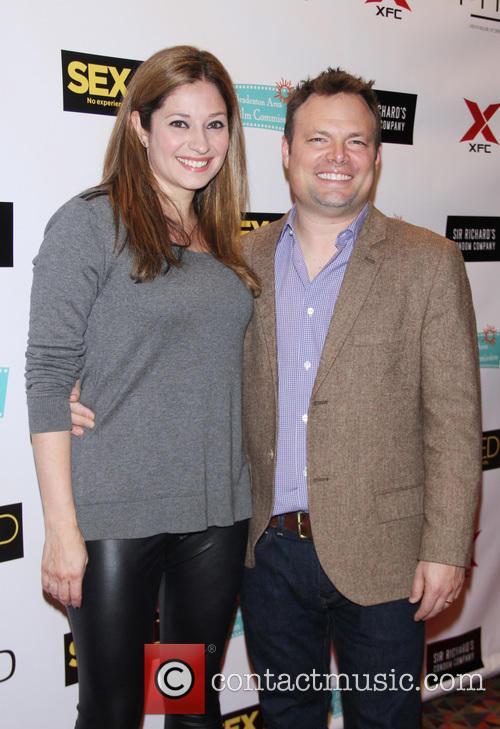Abbe Meryl Feder and Director Isaac Feder 4