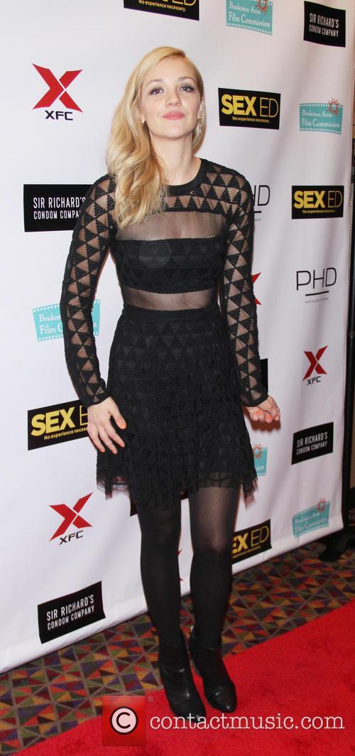 New York premiere of 'Sex Ed'