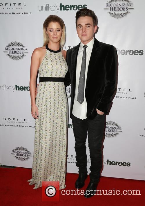 Jesse Mccartney and Katie Peterson 2