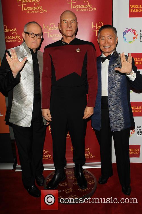 Brad Altman and George Takei 2