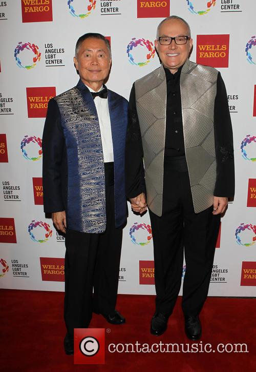 George Takei and Brad Altman 4