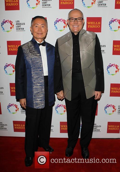 George Takei and Brad Altman 5