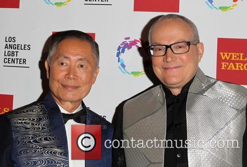 George Takei and Brad Altman 7