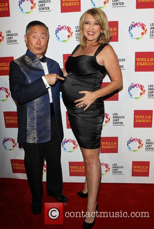 George Takei and Wendy Burch 11