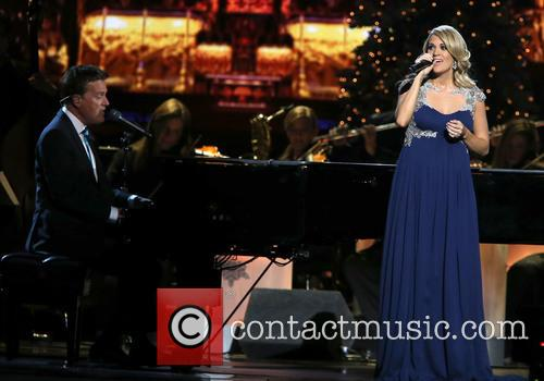 Michael W Smith and Carrie Underwood 2