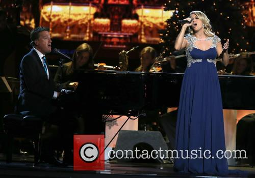 Michael W Smith and Carrie Underwood 3