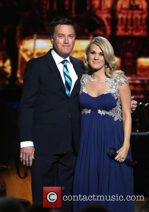 Carrie Underwood and Michael W Smith 5
