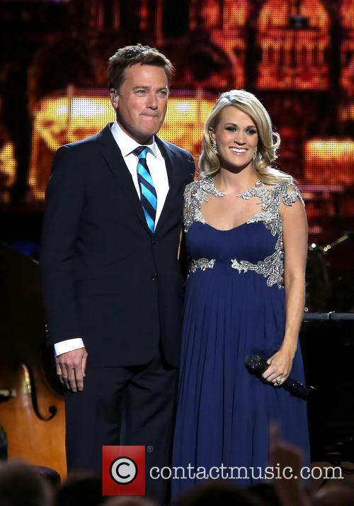 Michael W Smith and Carrie Underwood 6