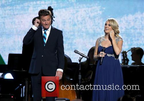 Michael W Smith and Carrie Underwood 7
