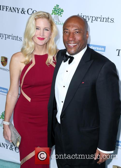 Byron Allen and Jennifer Lucas 3