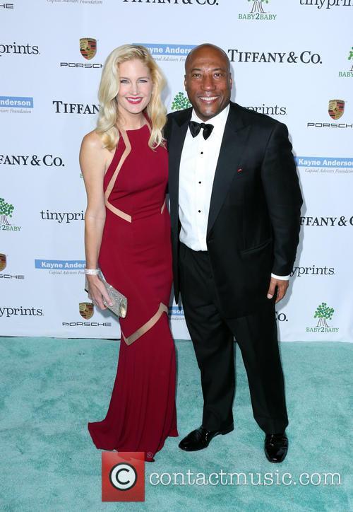 Byron Allen and Jennifer Lucas 1