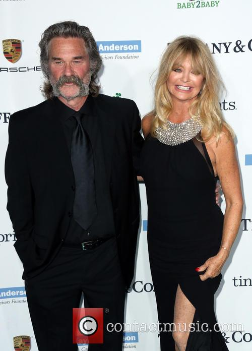 Kurt Russell and Goldie Hawn 8