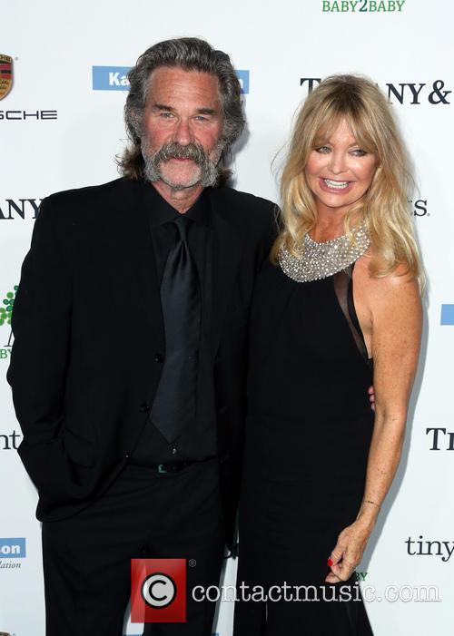 Kurt Russell and Goldie Hawn 9