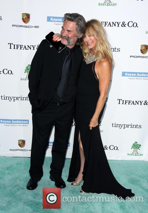 Kurt Russell and Goldie Hawn 11