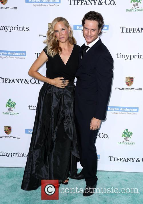 Oliver Hudson and Erinn Bartlett 4
