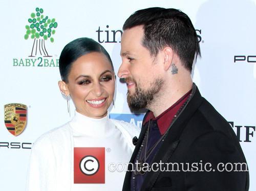 Nicole Richie and Husband Joel Madden