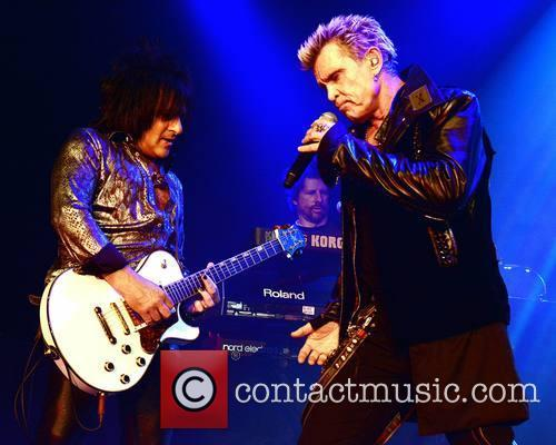 Steve Stevens and Billy Idol 1