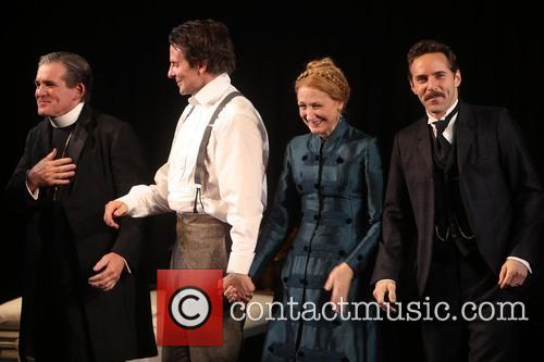 Anthony Heald, Bradley Cooper, Patricia Clarkson and Alessandro Nivola 1