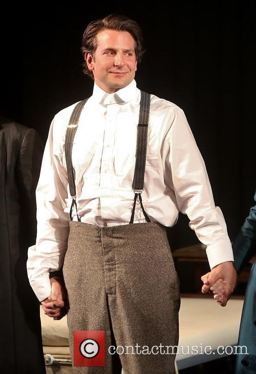 Bradley Cooper The Elephant Man First Curtain Call