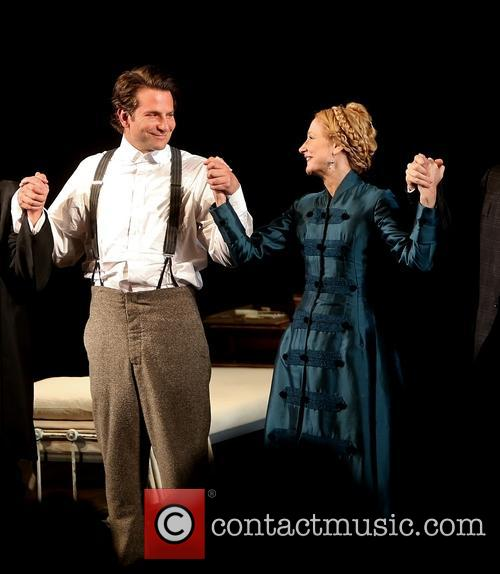 Bradley Cooper and Patricia Clarkson 5