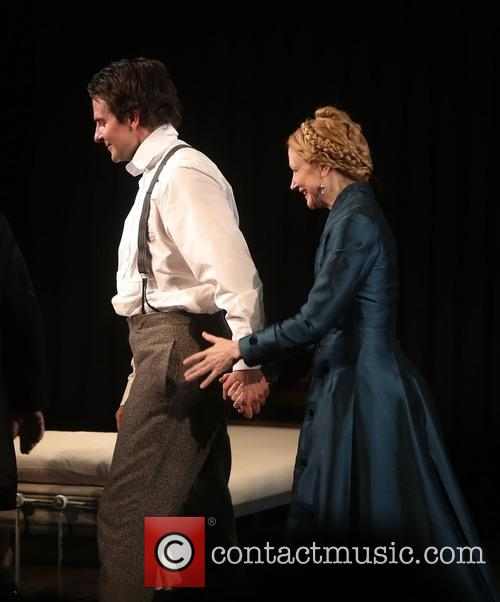 Bradley Cooper and Patricia Clarkson 7