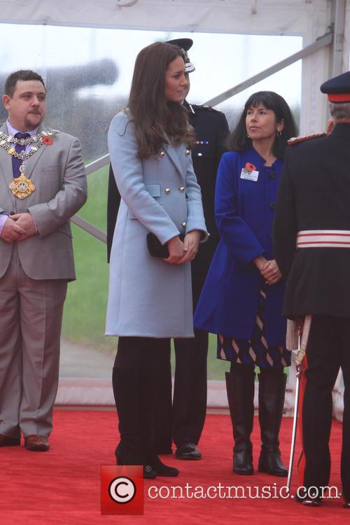 Kate Middleton and Catherine Duchess Of Cambridge 8