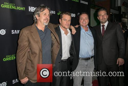 Ben Affleck And Matt Damon Announce Winner Of...