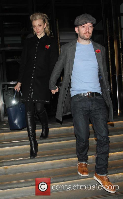 Natalie Dormer and Anthony Byrne 2
