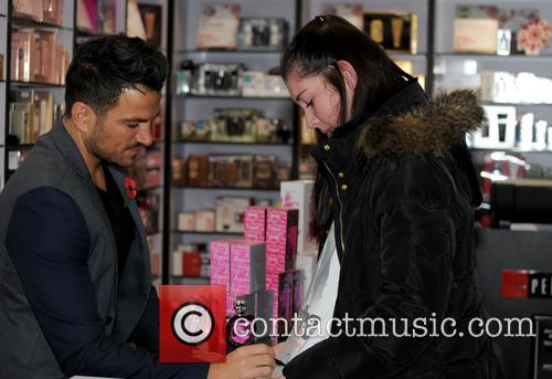 Peter Andre and Fan 4