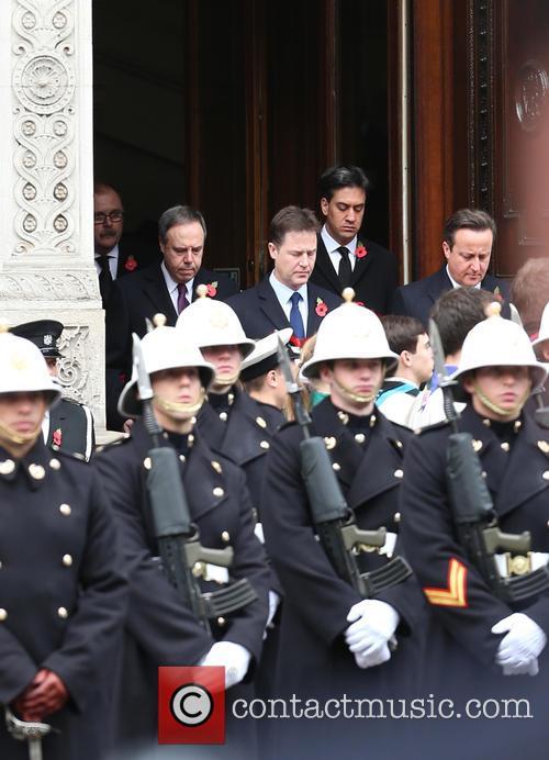 Nick Clegg and Ed Milliband 2