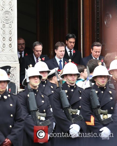 Nick Clegg and Ed Milliband 1