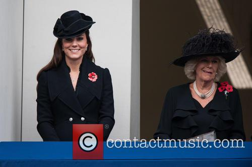 Catherine, The Duchess Of Cambridge, The Duchess Of Cornwall and Kate Middleton 5