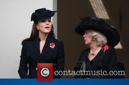 Catherine, The Duchess Of Cambridge, The Duchess Of Cornwall, The Countess Of Wessex and Kate Middleton 4
