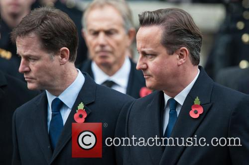 David Cameron and Nick Clegg 4